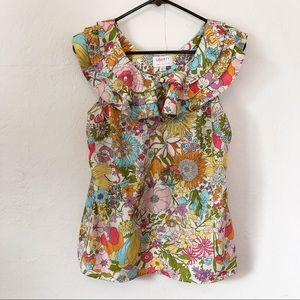 Liberty of London for Target Floral Blouse
